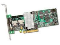 SAS9260-8I Sgl Raid 8PORT Int 6GB Sas/sata Pcie 2.0 512MB