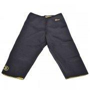 2015 Hot Sale Neotex Hot Shaper Women Sports Short Pants Girl Yoga Trousers Design Smart Fabric - Black + Yellow