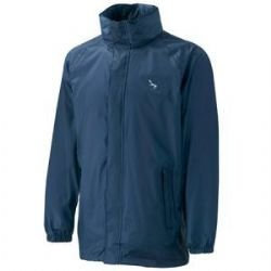 Mens Waterproof, Breathable Nelson Jacket Navy Small
