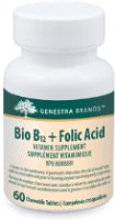 Bio B12 + Folic Acid (60 Tabs) Genestra Brand: Genestra