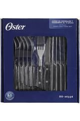 Knives and Forks Set (Oster Flatware Set compare prices)