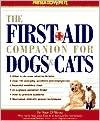 img - for First-Aid Companion for Dogs and Cats by Amy D. Shojai book / textbook / text book
