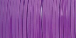 Buy Pepperell Rexlace Plastic Craft Lace, 3/32-Inch Wide, Neon Purple