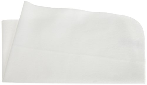 Best Price! Carters Keep Me Dry Flannel Bassinet Pad, White
