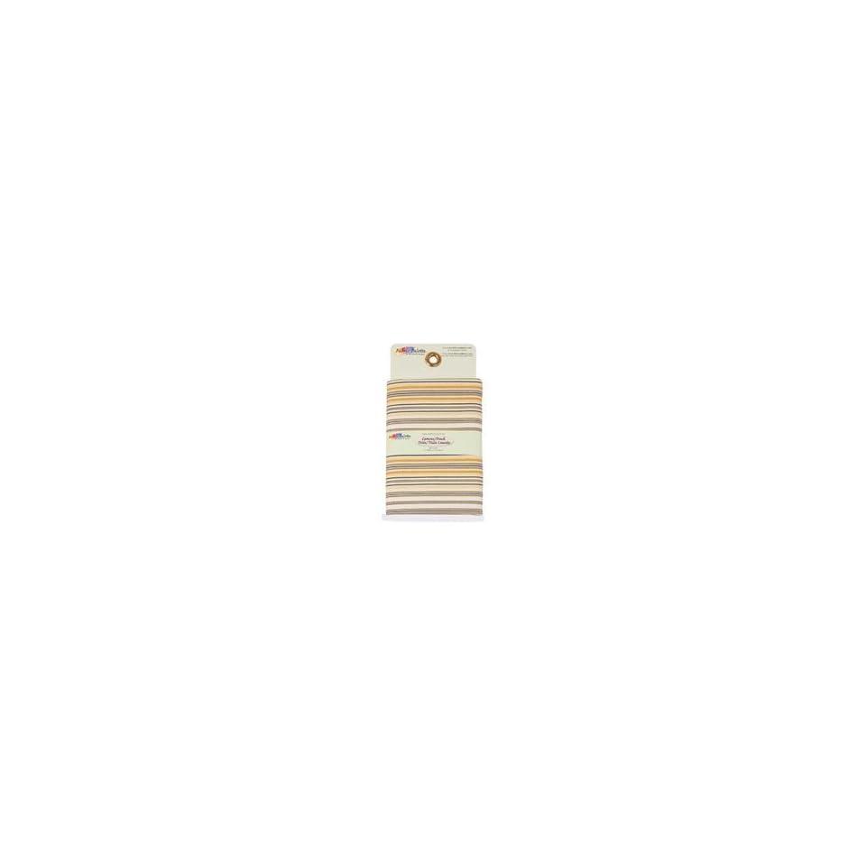 Fabric Canvas/duck Pre cut 36x60 Cttn Stripe light Stripe Asst 3Pk