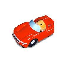 ZhuZhu Pets Convertible Sports Car - 1
