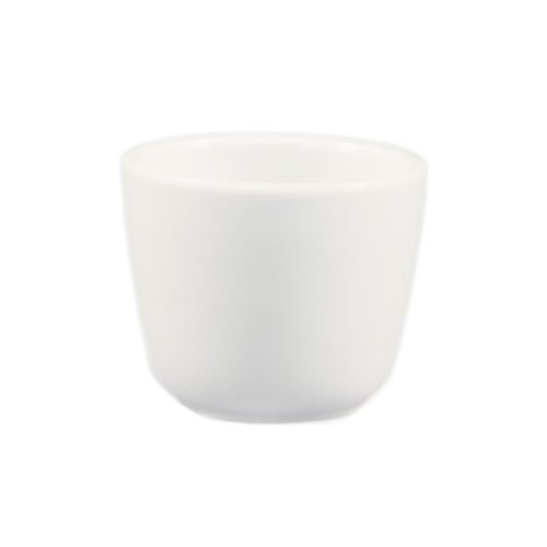 CAC China CTC-45-P 4.5-Ounce Porcelain Chinese Style Tea Cup, 2-7/8 by 2-3/8-Inch, Super White, Box of 36