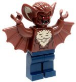 LEGO Super Heroes Man-Bat minifigure (2014) - 1