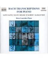 Bach: Transcriptions For Piano