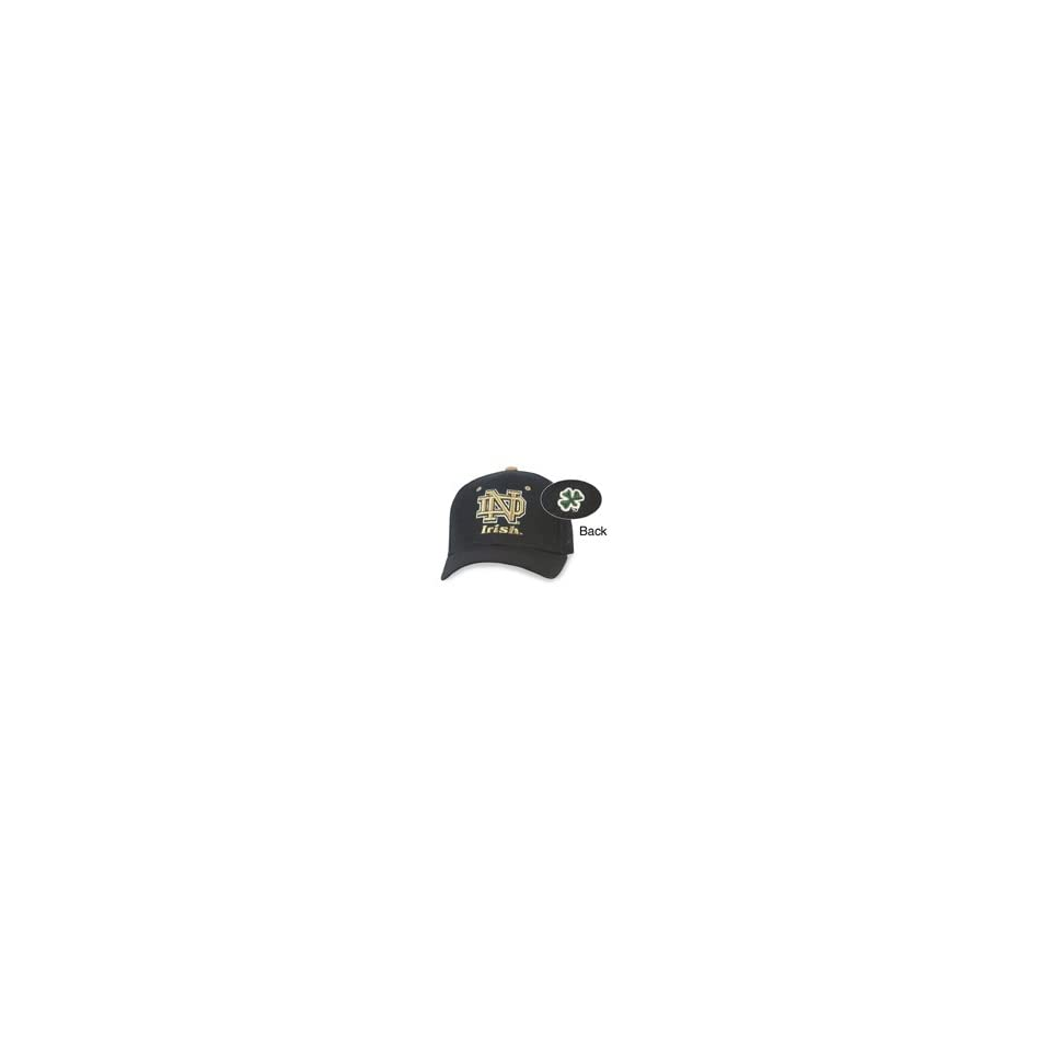 d9e96e966f4 Notre Dame Fighting Irish Fitted Zephyr College Cap on PopScreen