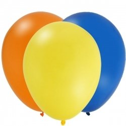 Despicable Me Coordinating Latex Balloon Set (24) - 1