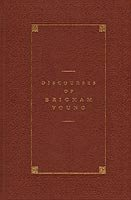 Discourses of Brigham Young Leatherbound