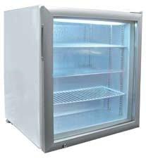 Excellence Ctf-3 (Excellence) Countertop Freezer Glass Door 3.2 Cu Ft front-301669