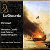 Ponchielli : La Gioconda. Lopez-Cobos, Caballe, Carreras