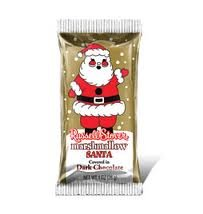 Russell Stover Dark Chocolate Marshmallow Santas- Box of 18 (Chocolate Marshmallow Santa compare prices)