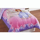 Disney Sofia 1st Introducing Sofia Comforter, Twin