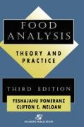 Food Analysis: Theory and Practice