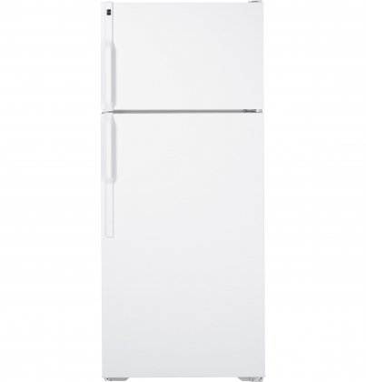 18 Cu Ft Top Freezer Refrigerator front-633344