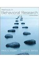 Methods in Behavioral Research (Methods in Behavioral...