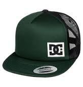 Dc Shoes - Cappellino Blanderson Verde