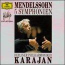 Mendelssohn: 5 Symphonien