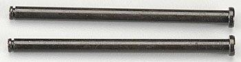 Flange Shaft, 4x62mm, Black (2):S21,S25,SAVX,SAVXL