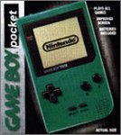 Game Boy Pocket Verte