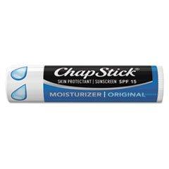 -- Lip Balm Moisturizer Ultra-Hydrating Formula 15 SPF 0.15 oz Tube 144/Carton