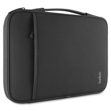 "Sleeve/Cover f/MacBook Air 14"", Black by Belkin Components"