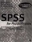 img - for Spss for Psychologists book / textbook / text book