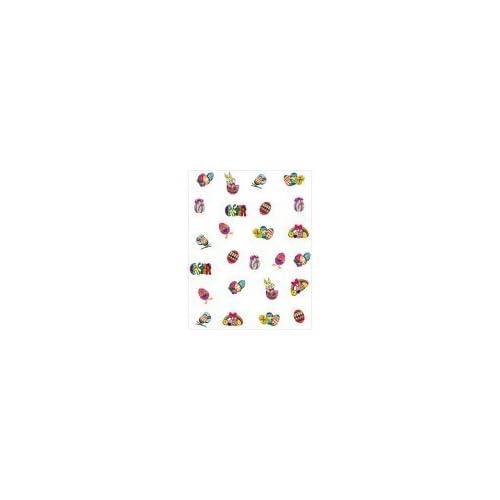 Joby Nail Art Sticker Easter   EA 02 Beauty