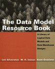 img - for The Data Model Resource Book/CD set book / textbook / text book
