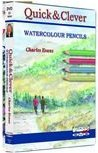 Quick and Clever Watercolour Pencils - Charles Evans - DVD