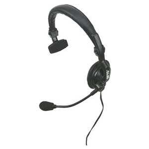 Single Muff Medium Duty Headset
