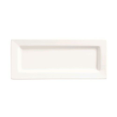 World Tableware Sl-24 Slate 10-3/4 In Rectangular Plate - 12 / Cs