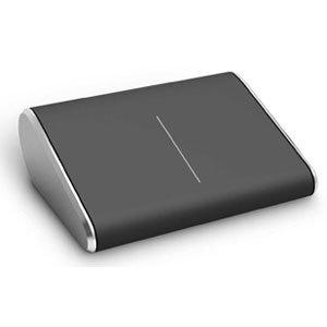 マイクロソフト ワイヤレスBlueLEDマウス[Bluetooth 3.0] Microsoft Wedge Touch Mouse (2ボタン・ブラック) 3LR-00008