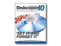 Diskeeper 10 Professional 5 Lic Pack