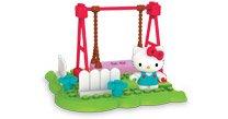 Mega Bloks Hello Kitty Pretty playground (10 pcs) - 1