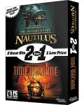 Mystery of the Nautilus & Time Machine