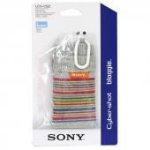 Sony LCS-CSZ Tasche Grau-Pink