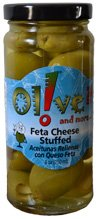 Olive it and more... Feta Cheese Stuffed