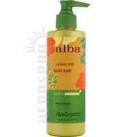 Alba Botanica Coconut Milk Facial Wash 235 ml