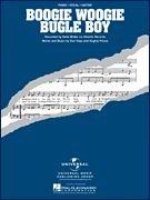 Boogie Woogie Bugle Boy (Piano Vocal, Sheet Music) PDF