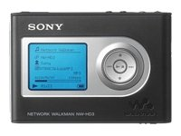 Sony NW-HD3 20GB Network Walkman / MP3 Digitial Audio Player - Black