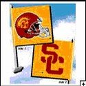 "USC Trojans NCAA Car Flag (11.75""""x14.5"""") at Amazon.com"