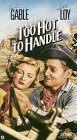 Too Hot to Handle (1938) [VHS] [Import]