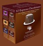 #2: Nespresso® Compatible Capsule Espresso Coffee Club Decafeinato (Intensity 3)