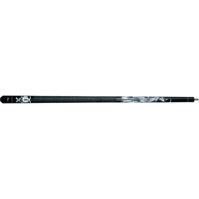 Reaper Black Adventure Pool Cue Weight: 19 oz. by Unknown