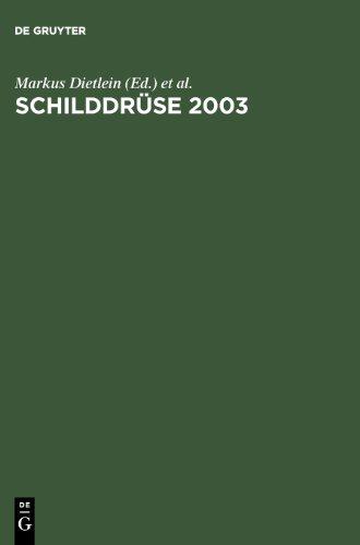 Schilddrüse 2003: Henning-symposium. Zufallsbefund Schilddrusenknoten. Latente Schilddrusenfunktionsstorungen. 16. Konferenz Uber Die Menschliche ... über die menschliche Schilddrüse, Heidelberg