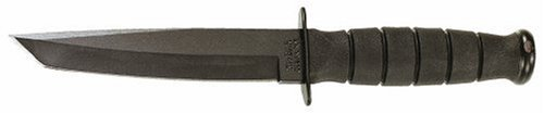 Ka-Bar Short Black Tanto Knife